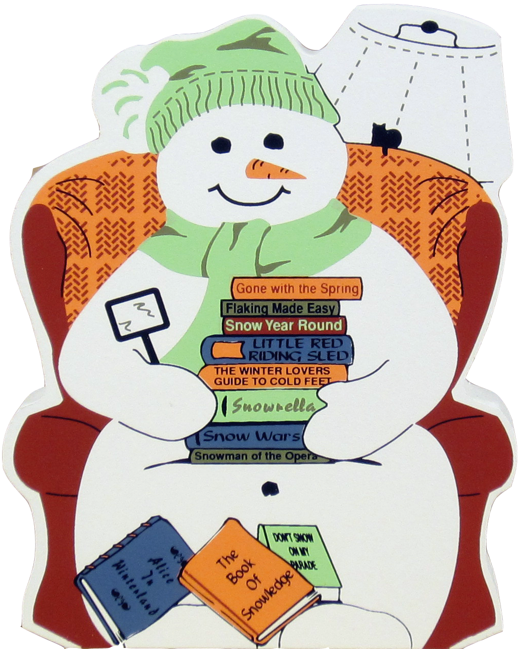 Book worm clipart image transparent So Many Books | The Cat's Meow Village image transparent