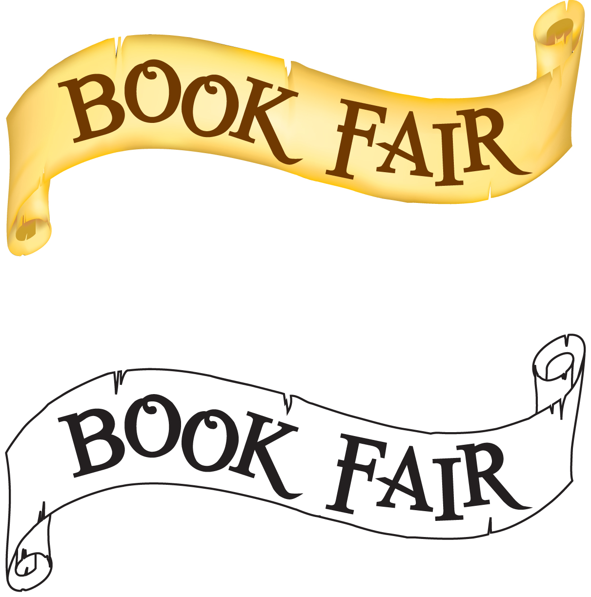 Book fair clipart images graphic free 6+ Book Fair Clip Art | ClipartLook graphic free