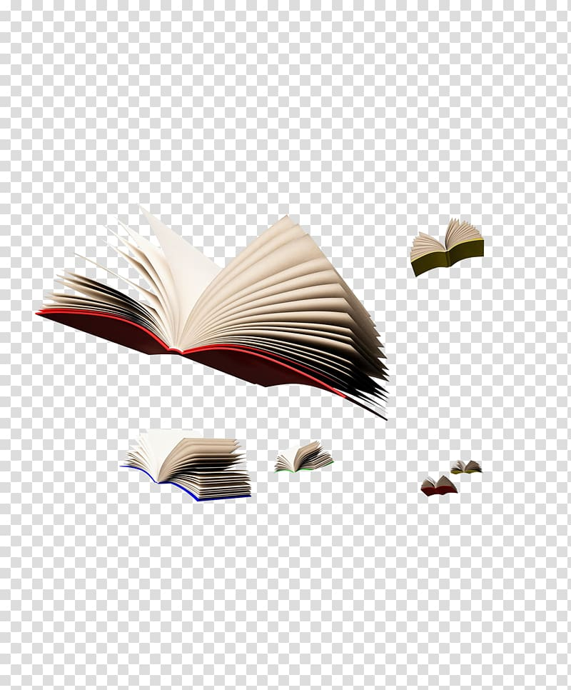 Books flying clipart jpg black and white stock Digital video , Fly up the book transparent background PNG clipart ... jpg black and white stock