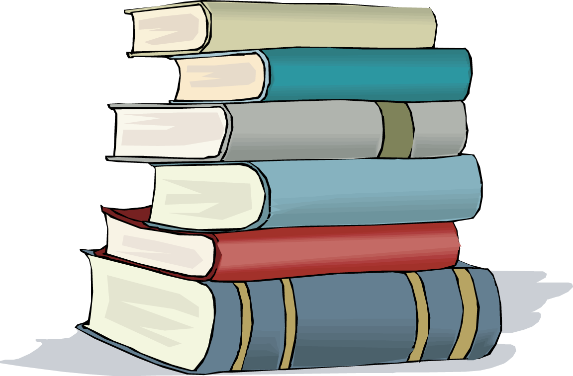 Free clipart images of books jpg royalty free Stack of books clipart | Clipart Panda - Free Clipart Images jpg royalty free
