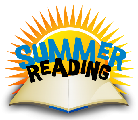 Books summer clipart graphic 10 Books to Read over Summer - Lyceum School graphic