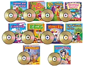 Books with cd clip art library stock Books On Cd at Lakeshore Learning clip art library stock