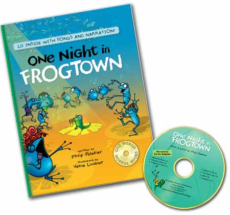 Books with cd svg transparent download One Night In Frog Town - the Good, the Bad, and the Ugly svg transparent download
