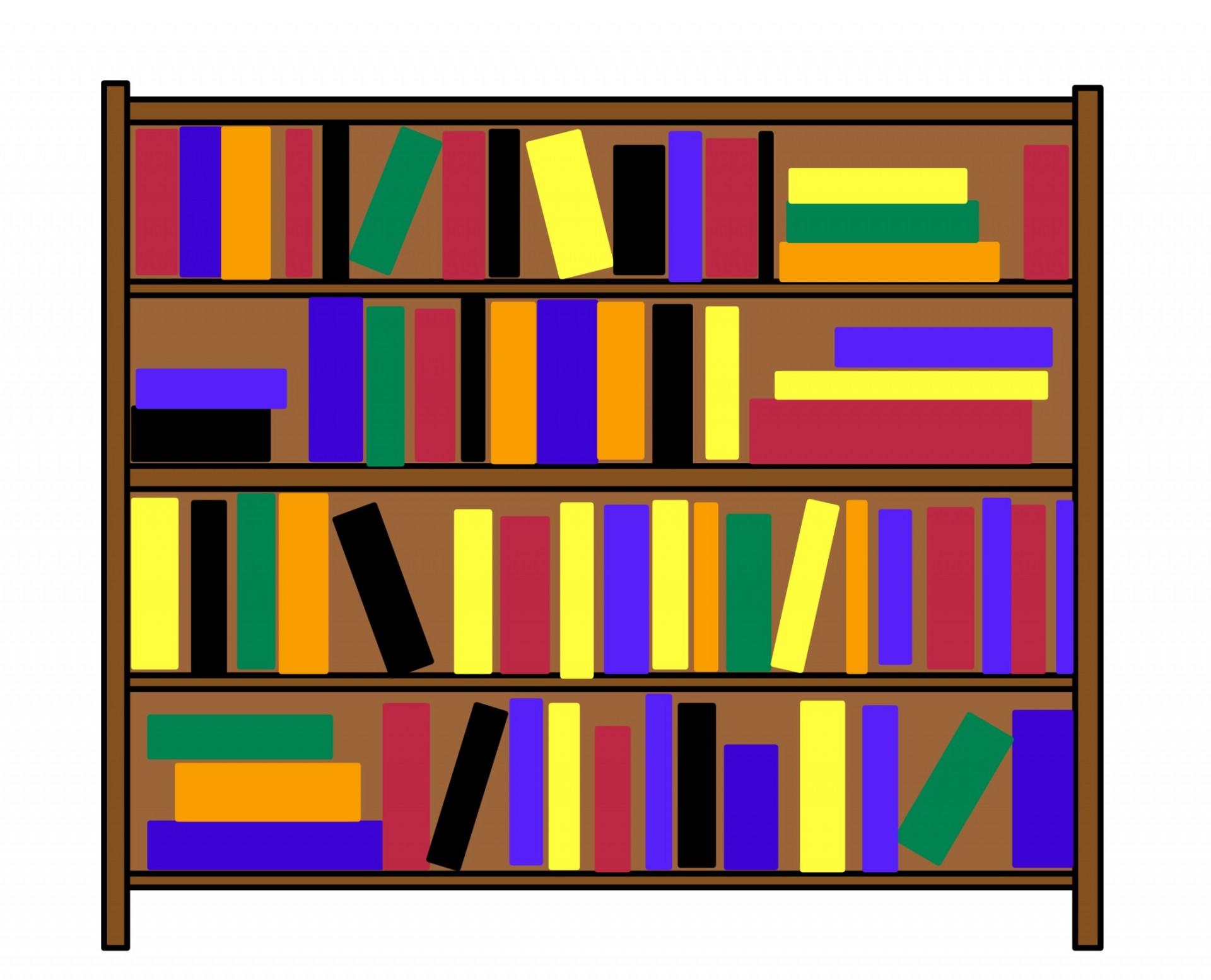 Free clipart bookshelf graphic download Free Bookshelf Cliparts, Download Free Clip Art, Free Clip Art on ... graphic download