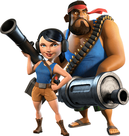 Boom beach clipart banner stock Boom Beach Direct Download Tutorial : Android, Computer banner stock