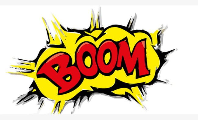 Boom clipart free stock Boom Pattern PNG, Clipart, Boom Clipart, Detonated, Explosion ... free stock