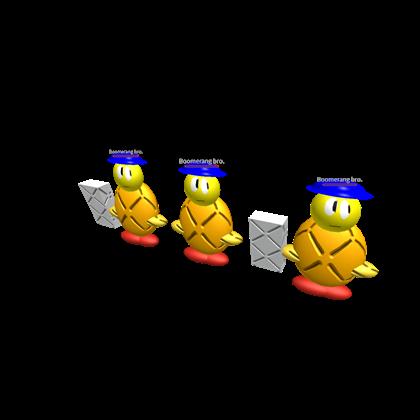 Boomerang bro clipart png transparent stock The Boomerang Bro Trio! - Roblox png transparent stock