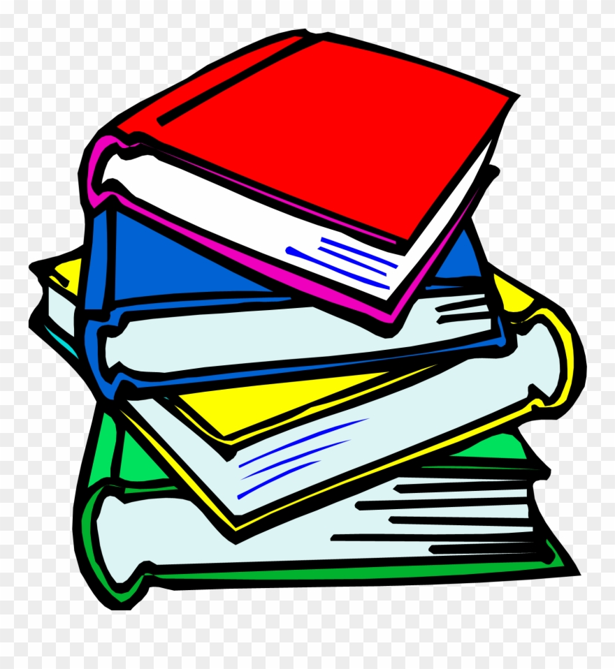 Boook clipart vector freeuse download Top 83 Books Clip Art - Transparent Background Books Clip Art - Png ... vector freeuse download