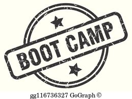 Boot camp clipart images jpg library download Boot Camp Clip Art - Royalty Free - GoGraph jpg library download