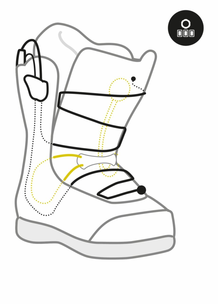 Boot laces clipart clip art download Lace Clipart Shoe Lace - Snow Boot, Transparent Png Download For ... clip art download