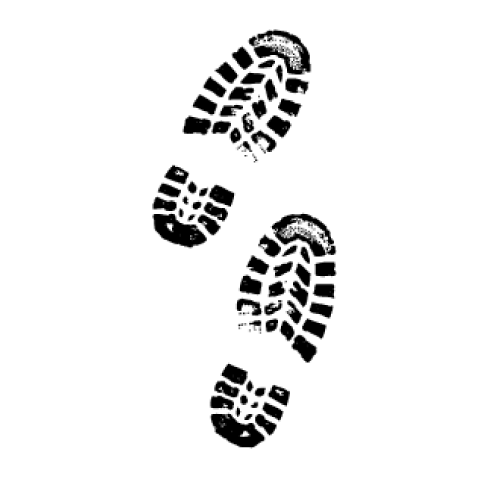Sneaker footprint clipart freeuse stock Free Shoe Prints, Download Free Clip Art, Free Clip Art on Clipart ... freeuse stock