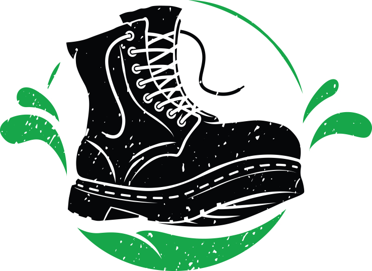 Boot stomping clipart banner royalty free library About – Stomping Boondocks banner royalty free library