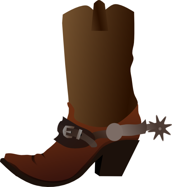 Boot with snowflake clipart image transparent Cowboy Clip Art | Cowboy Boot clip art | Cliparts | Pinterest | Clip art image transparent