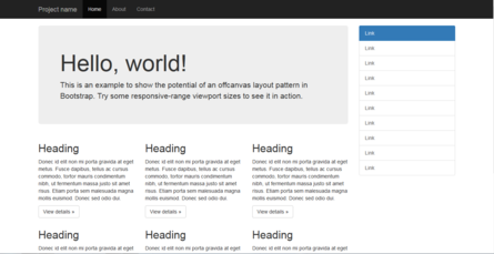 Bootstrap png black and white library Bootstrap (front-end framework) - Wikipedia png black and white library