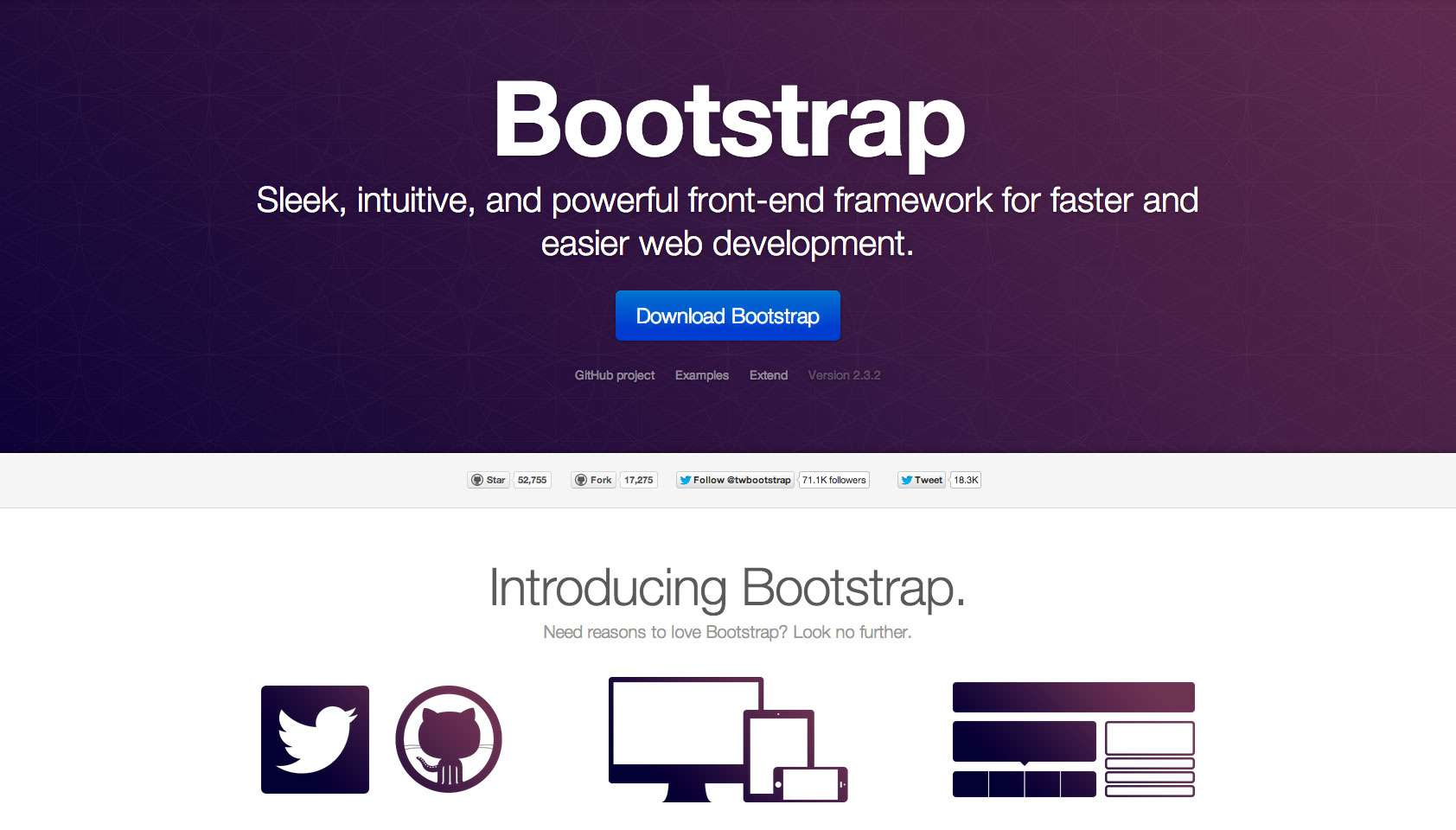 Bootstrap picture black and white 7 Reasons to Choose Bootstrap | Shield UI picture black and white