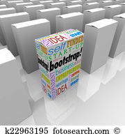 Bootstrap clipart svg freeuse stock Bootstrap Stock Illustration Images. 15 bootstrap illustrations ... svg freeuse stock