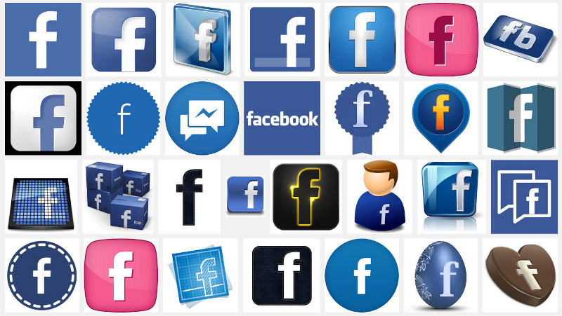 Bootstrap facebook clipart svg royalty free library Icons svg royalty free library