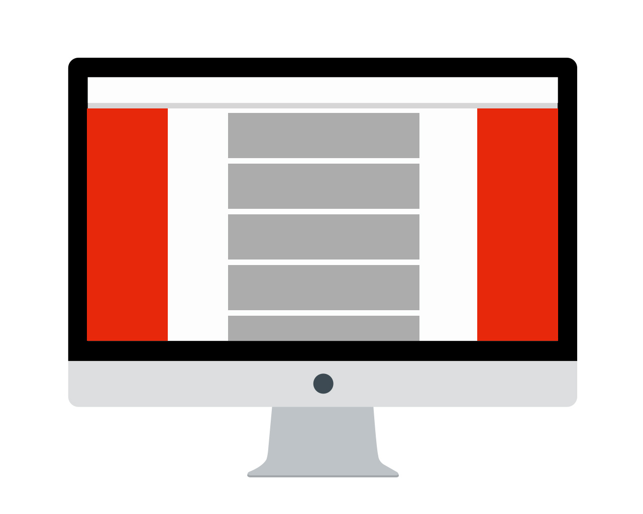Css how to create. Bootstrap responsive clipart