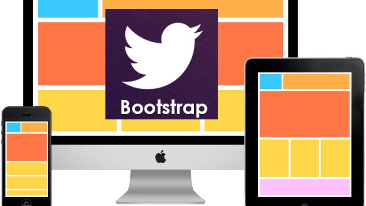Bootstrap responsive clipart. Learn to create advance