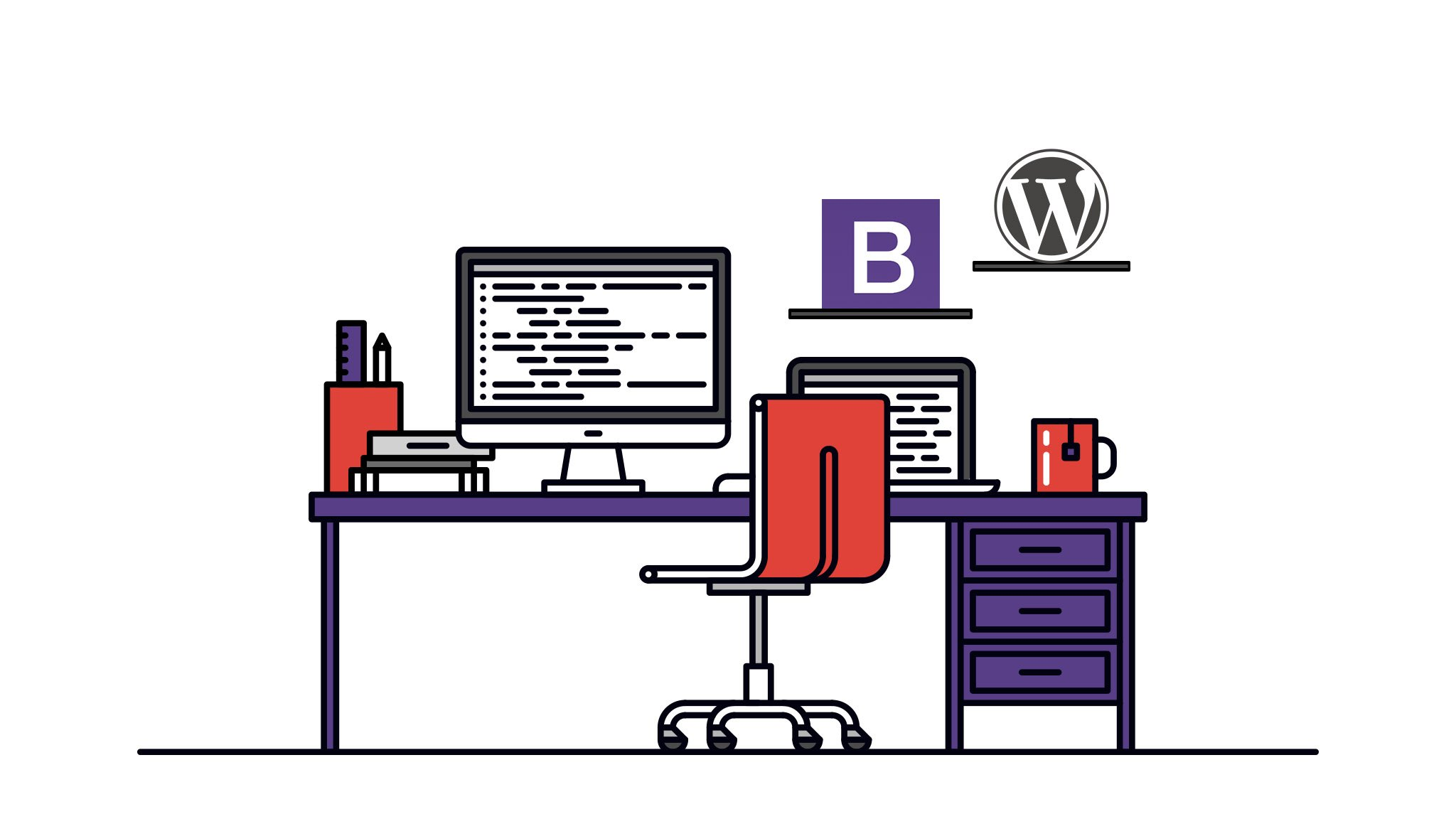 Bootstrap responsive clipart freeuse download Bootstrap to WordPress: Build Custom Responsive themes!   Chris ... freeuse download