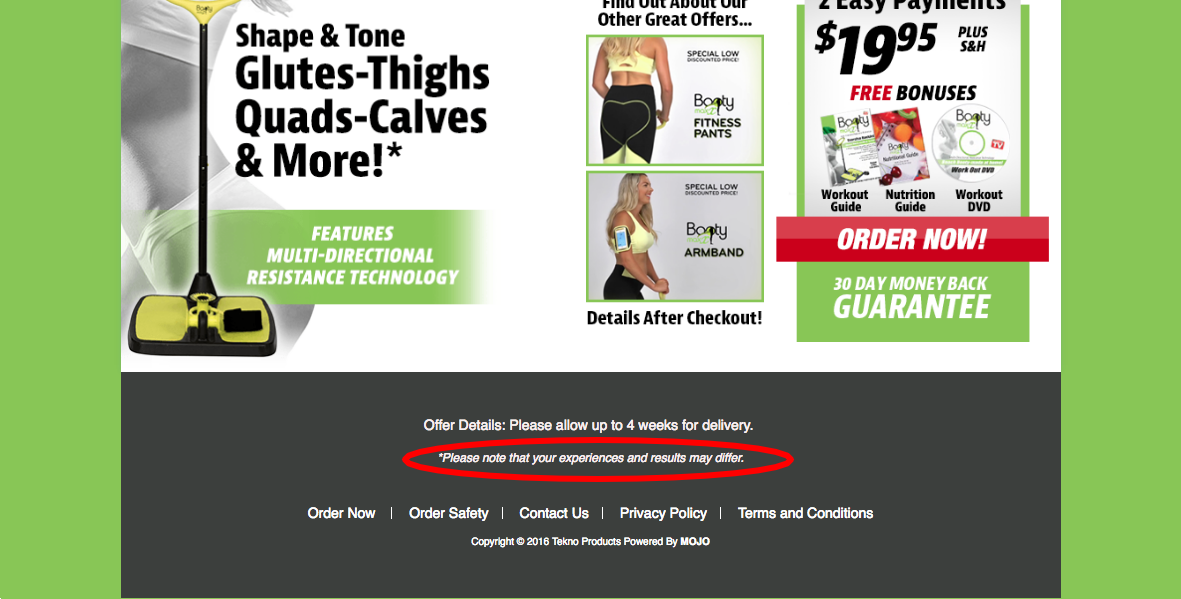 Booty max png free Booty Max | Truth In Advertising png free