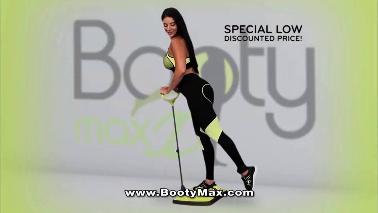 Booty max vector black and white stock The Official Commercial For Booty Maxx | As Seen On TV! - YouTube vector black and white stock