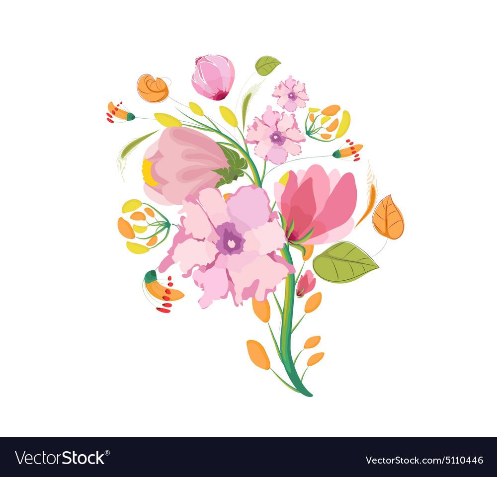 Flower bouquet pictures clipart