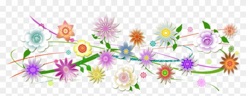 Borde de flores clipart jpg download Borda, Flores, Transparência, Ilustração - Borde De Flores Png ... jpg download