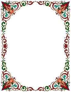 Border batik clipart png royalty free download 37 Best Fish images in 2018 | Writing paper, Borders for paper ... png royalty free download
