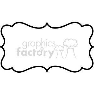 Cheap vector clipart clip art stock lines frame swirls boutique sign design border vector clipart. Royalty-free  clipart # 392564 clip art stock