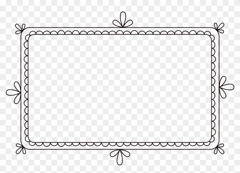 Border cliparts vector royalty free download Free Scallop Border Cliparts, Download Free Clip Art, - Label Frames ... vector royalty free download