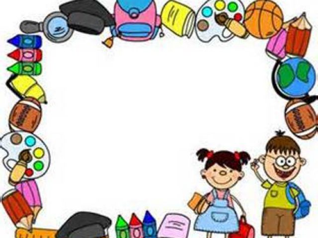 Border education clipart gif picture freeuse school play Border clip art school borders clipart jpg - Clipartix picture freeuse
