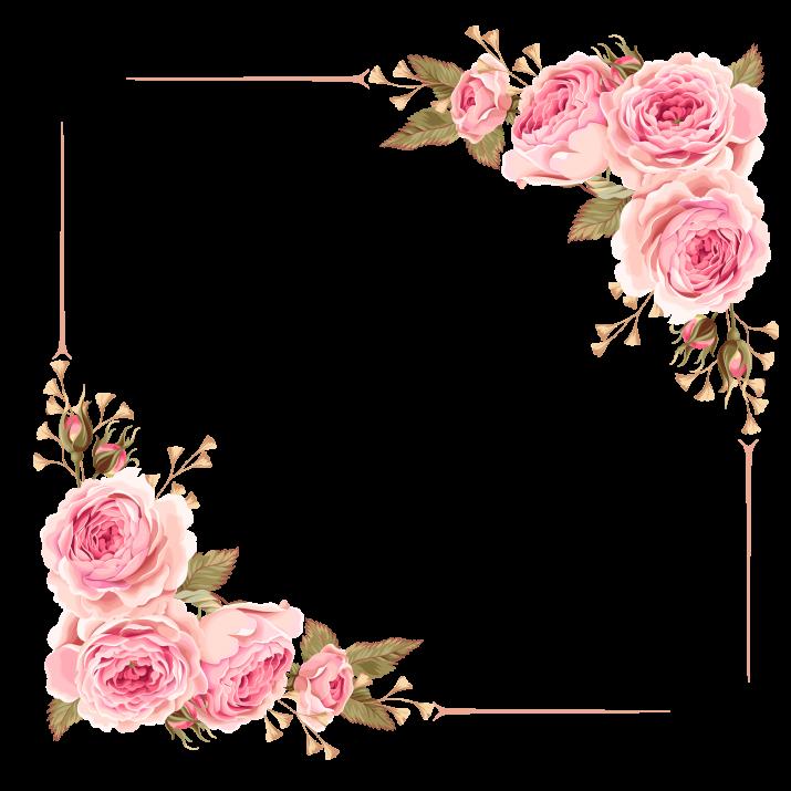 Border flower clipart jpg download Flower Border, Flower Clipart, Frame, Border PNG | Free Download jpg download