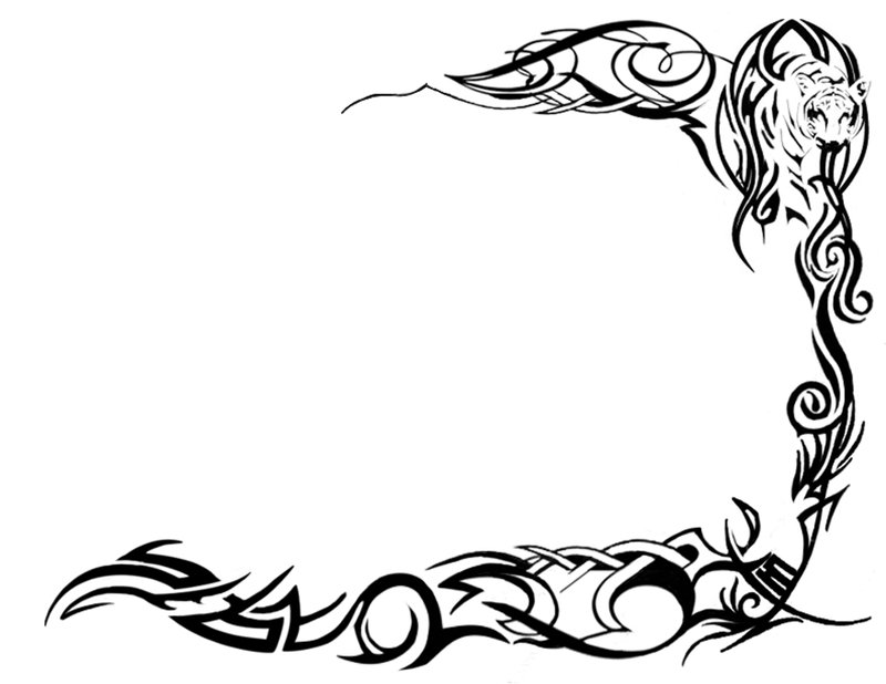 Border tattoo polynesian clipart jpg royalty free stock Free Tribal Images, Download Free Clip Art, Free Clip Art on Clipart ... jpg royalty free stock