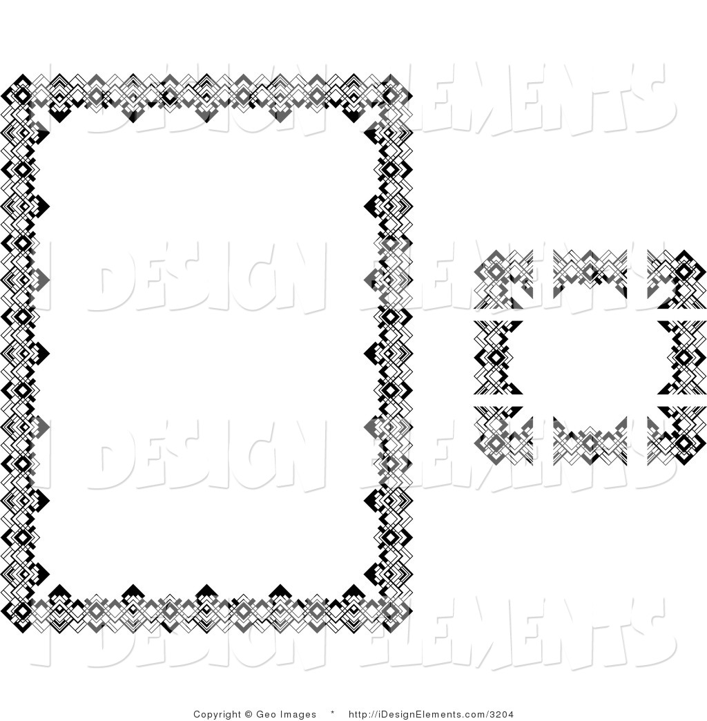 Borders and patterns clip art jpg library download Borders and patterns clip art - ClipartFest jpg library download