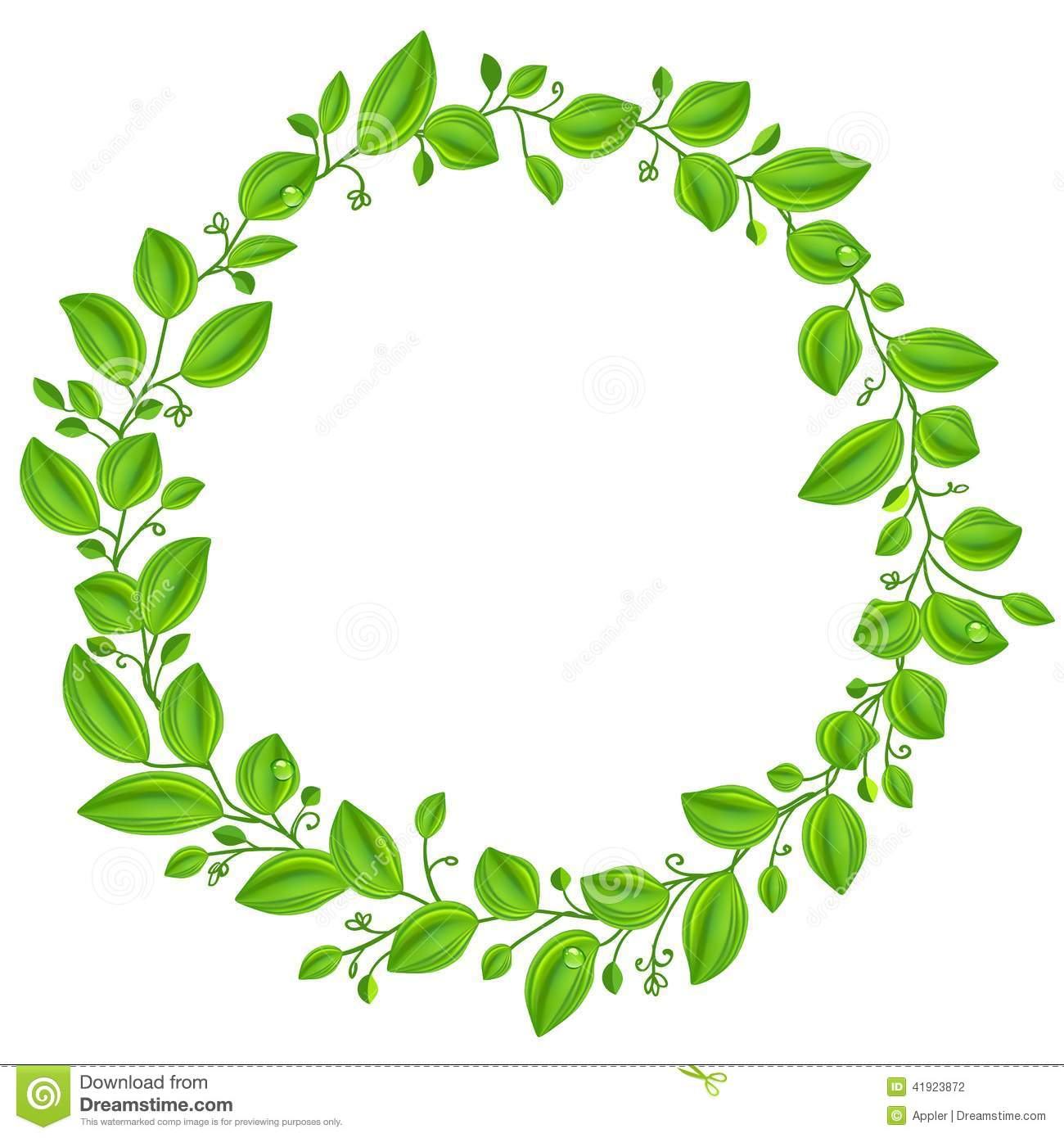 Borders circle leaves clipart clipart free stock Leaves Border | Free download best Leaves Border on ClipArtMag.com clipart free stock