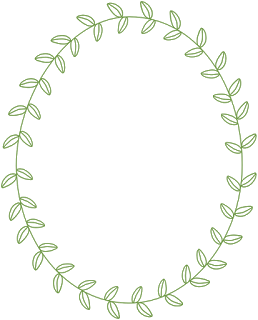Borders circle leaves clipart png black and white stock Free Laurel Frames & Arrows Clip Art | 素材 | Free frames, Wreath ... png black and white stock