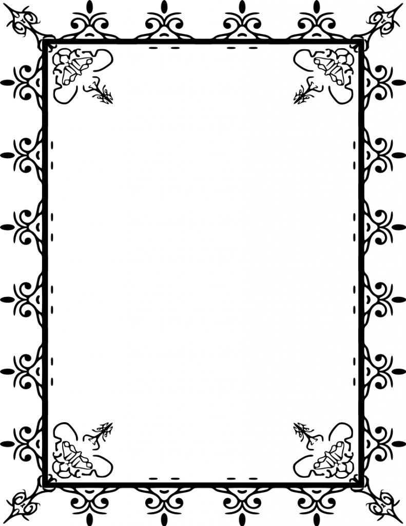 Borders for free download vector Borders Clip Art Free Download & Borders Clip Art Download Clip ... vector