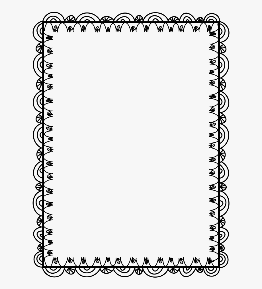 Borders free cliparts downloads transparent stock Great Free Black And White Borders, Download Free Clip - Fun Borders ... transparent stock