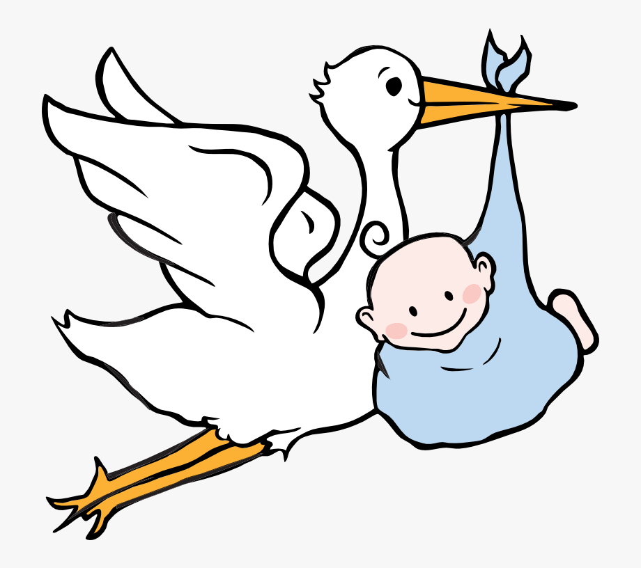 Born clipart banner free Baby Born Png - Stork Baby Clipart #721305 - Free Cliparts on ... banner free