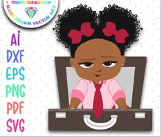 Boss baby black girl clipart royalty free 234 Best Boss Baby images in 2019 | Boss baby, Baby party, First ... royalty free