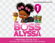 Boss baby black girl clipart clip download 234 Best Boss Baby images in 2019 | Boss baby, Baby party, First ... clip download
