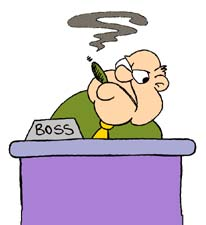 Boss images clipart png freeuse Humorous Bosses Clipart #1   Clipart Panda - Free Clipart Images png freeuse