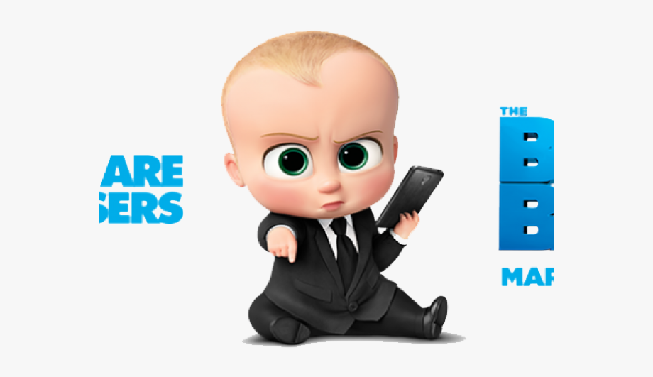 Boss on phone clipart banner freeuse stock The Boss Baby Clipart - Boss Baby With Phone #1911578 - Free ... banner freeuse stock
