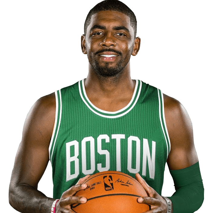 Boston celtics basketball clipart freeuse download Kyrie Irving Boston Celtics transparent PNG - StickPNG freeuse download