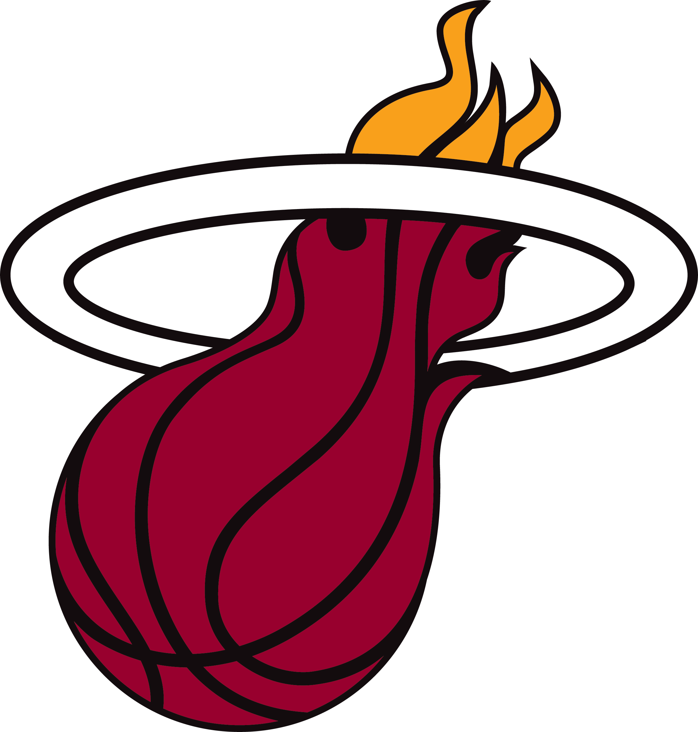 Boston celtics basketball clipart vector transparent stock Miami vs. Boston | Miami Heat vector transparent stock