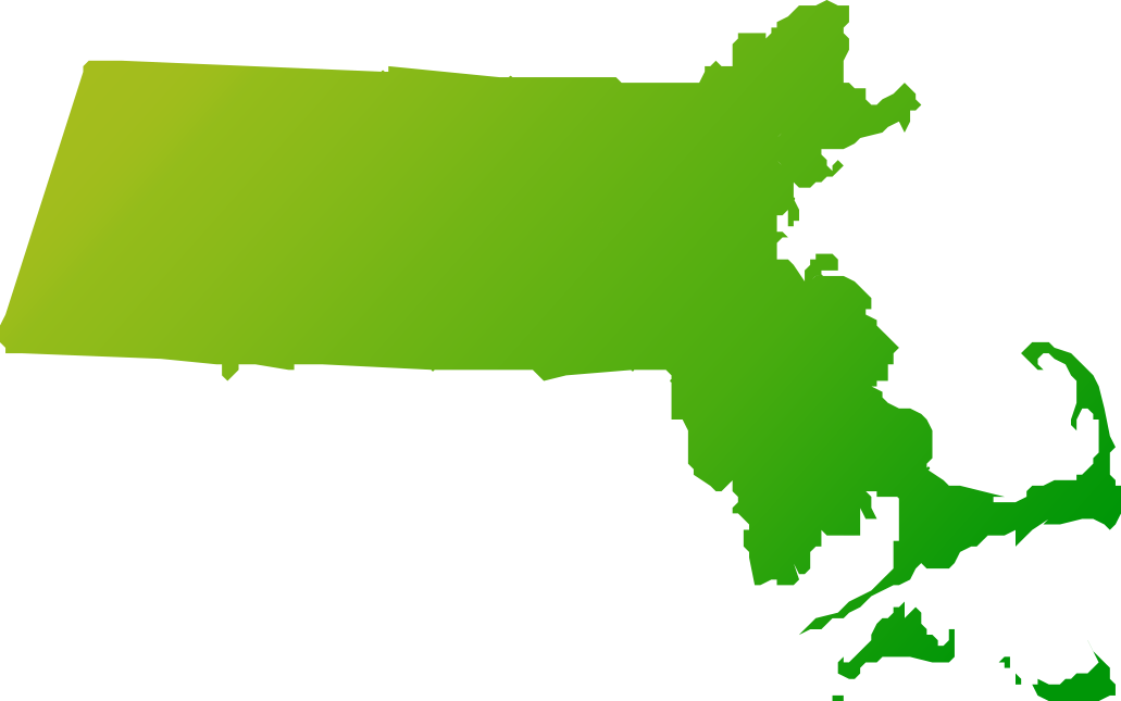 Boston map clipart png royalty free library Massachusetts Credit Card Processing for Dispensaries - png royalty free library
