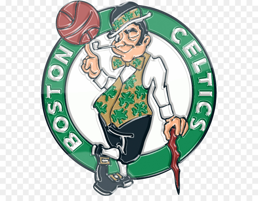 Boston sports clipart banner black and white library Boston Celtics Logo clipart - Green, Cartoon, Illustration ... banner black and white library
