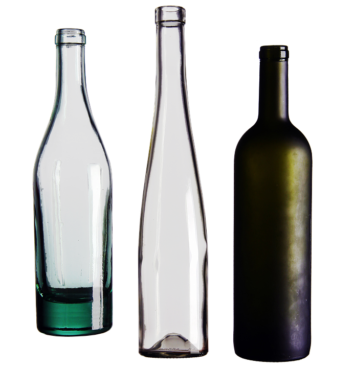 Botellas de vidrio clipart vector royalty free download Botellas Vidrio Png Vector, Clipart, PSD - peoplepng.com vector royalty free download