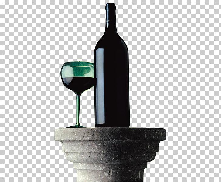 Botellas de vidrio clipart vector free stock Vino tinto postre vino cerveza botella, botellas de vidrio PNG ... vector free stock